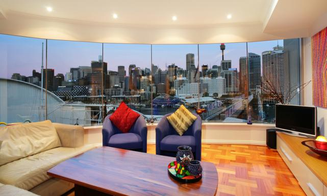 Apartments One Darling Harbour